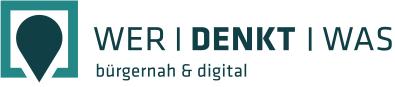 Logo wer denkt was GmbH