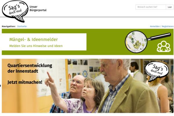Beteiligungsplattform Lampertheim