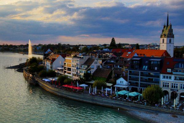 Stadtansicht Friedrichshafen