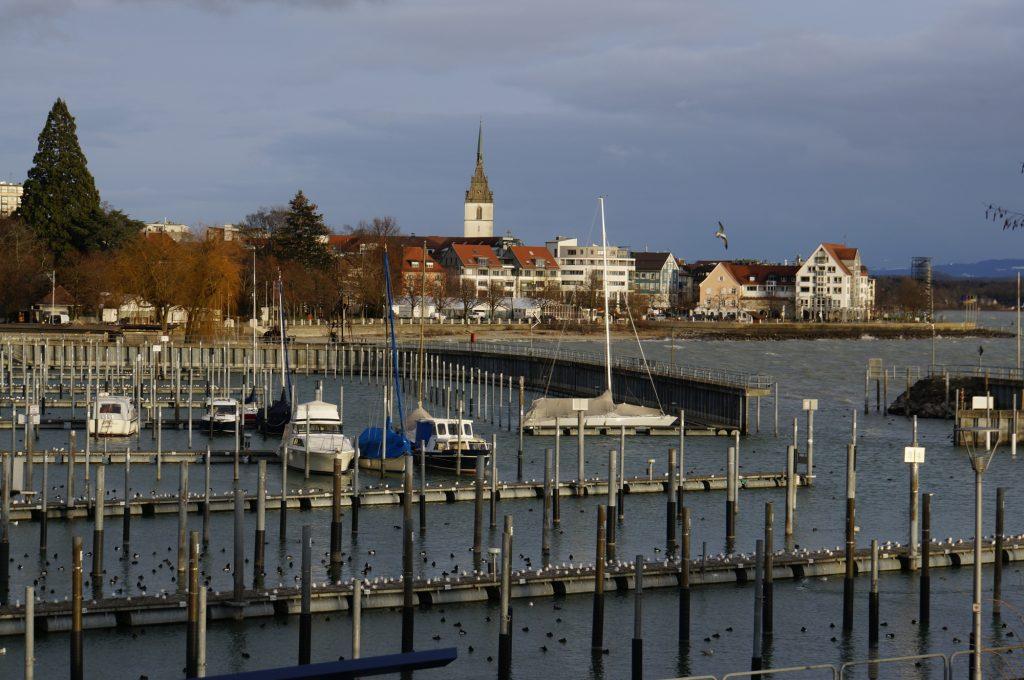 Ansicht Stadt Friedrichshafen