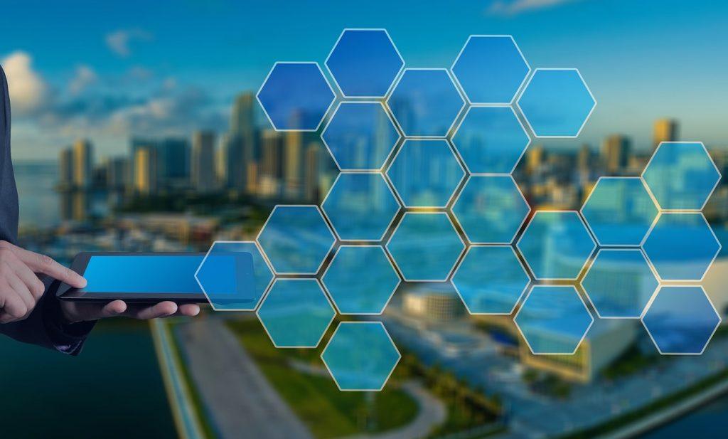 Smart City - Stadt von morgen