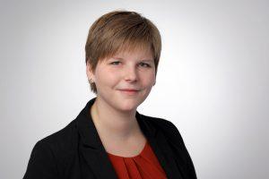 Foto der neuen Geschäftsführerin Theresa Lotichius M.Sc.