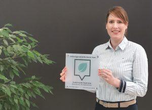 Auszeichnung als Saubermacher-Stadt 2020: Die Verbandsgemeinde Bernkastel-Kues ist eine der 4 Preisträgerinnen 2020.