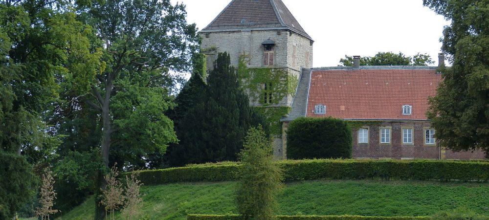 Schloss und Schlosspark Rheda - - Für die Umgestaltung der Innenstadt wurde dort erstmals eine Online-Beteiligung gestartet.